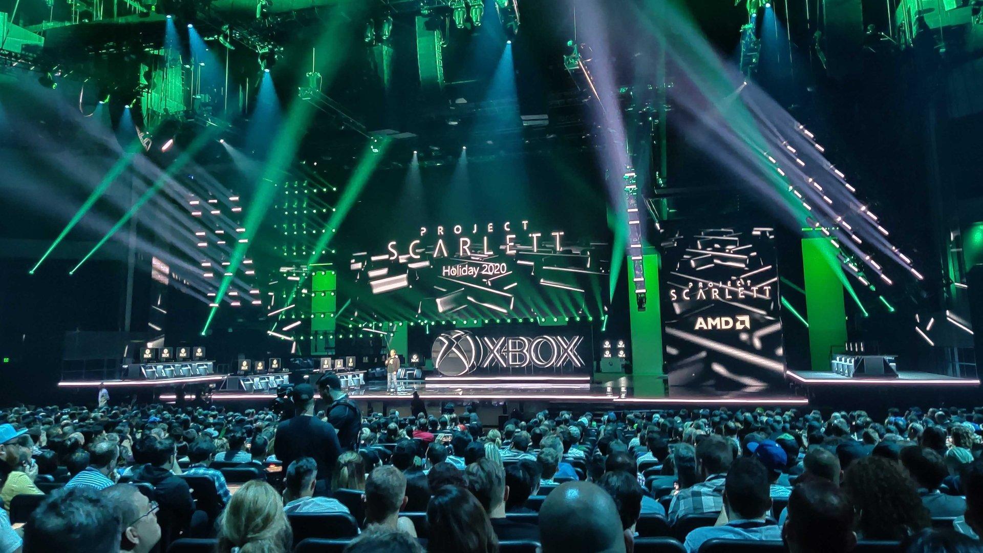Microsoft dévoile les spécifications du projet Scarlett, date de sortie