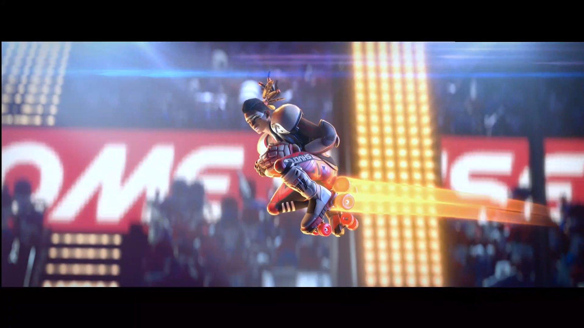Le jeu de roller derby d'Ubisoft Roller Champions est jouable aujourd'hui
