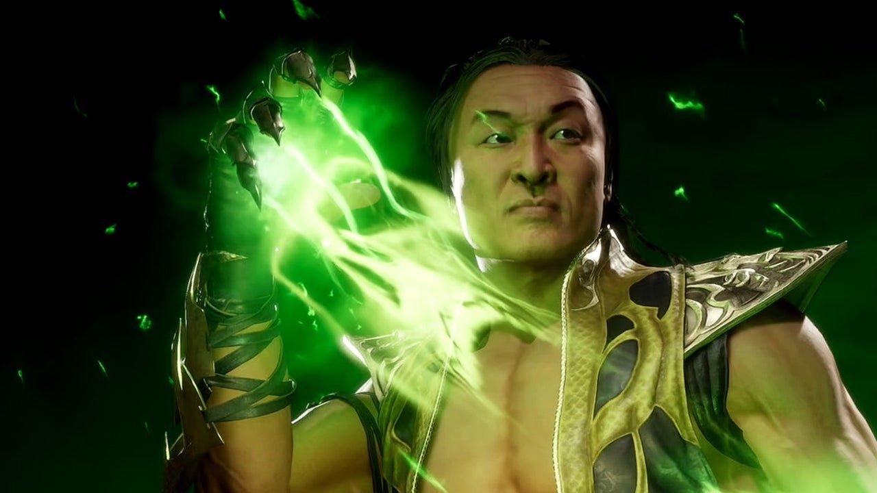 Les morts de Shang Tsung à Mortal Kombat 11 sont dévastatrices.