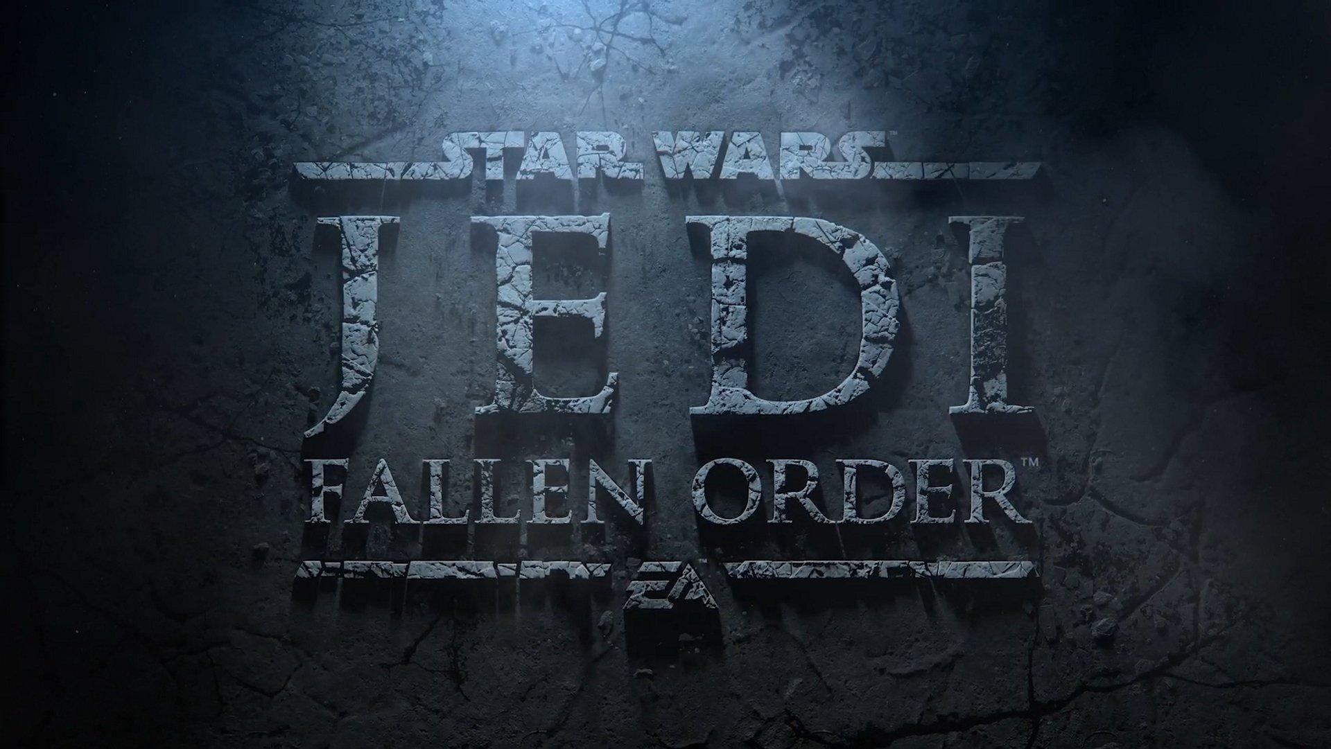Star Wars Jedi : Le gameplay de Fallen Order montre des sabres laser, des pouvoirs de force et un copain robot mignon.