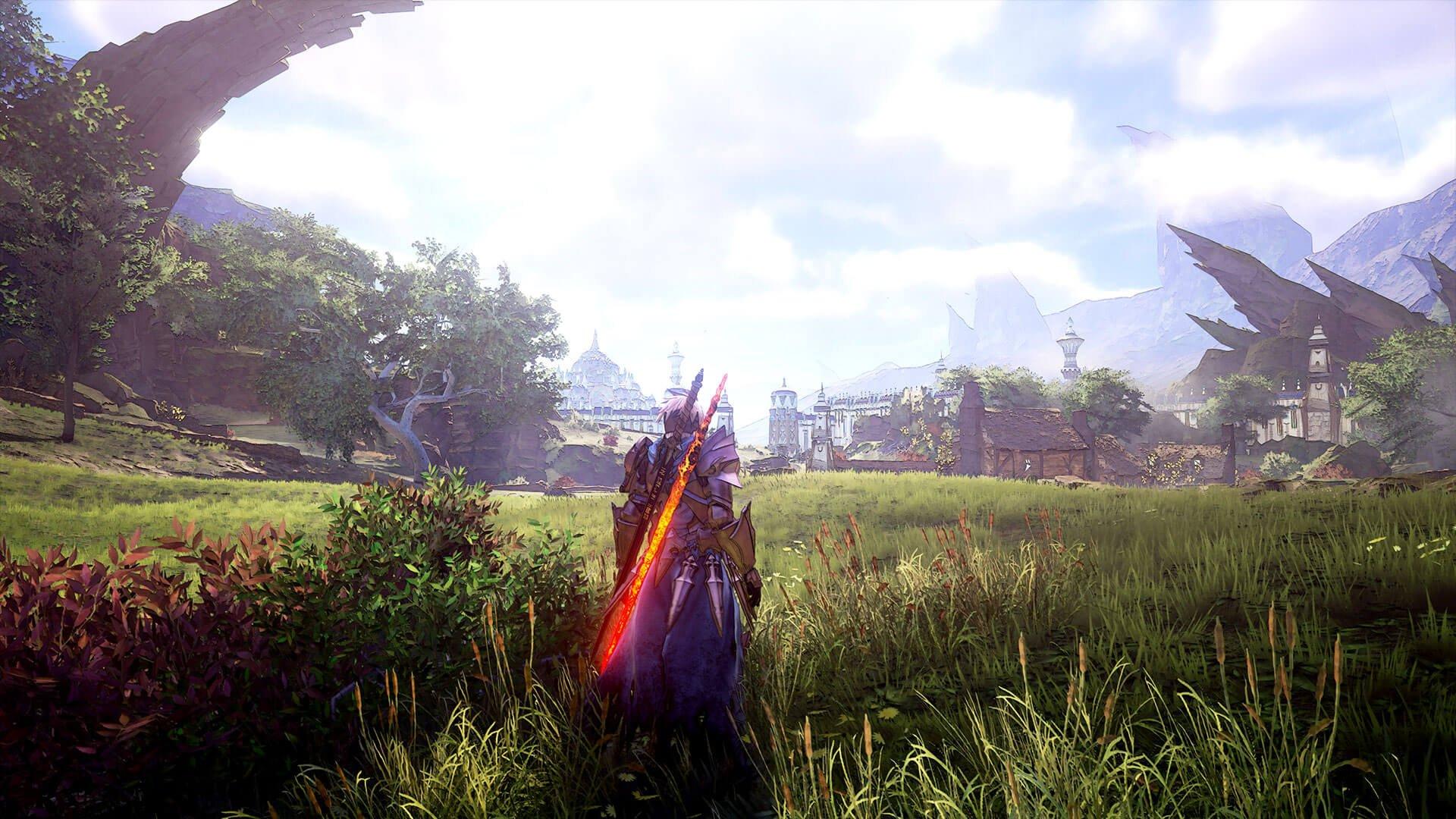 Histoires de fuites de RPG Arise de Bandai Namco