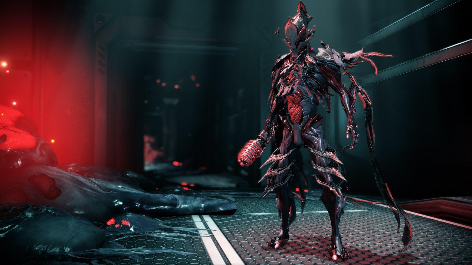 Regardez le Warframe Empyrean révéler pour obtenir Nekros Prime libre