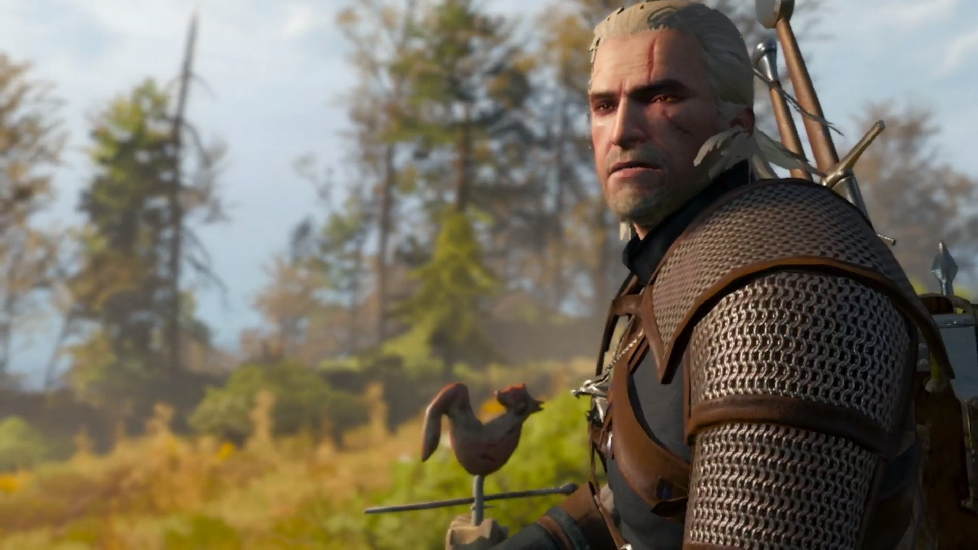 Le Witcher 3 arrive sur Nintendo Switch
