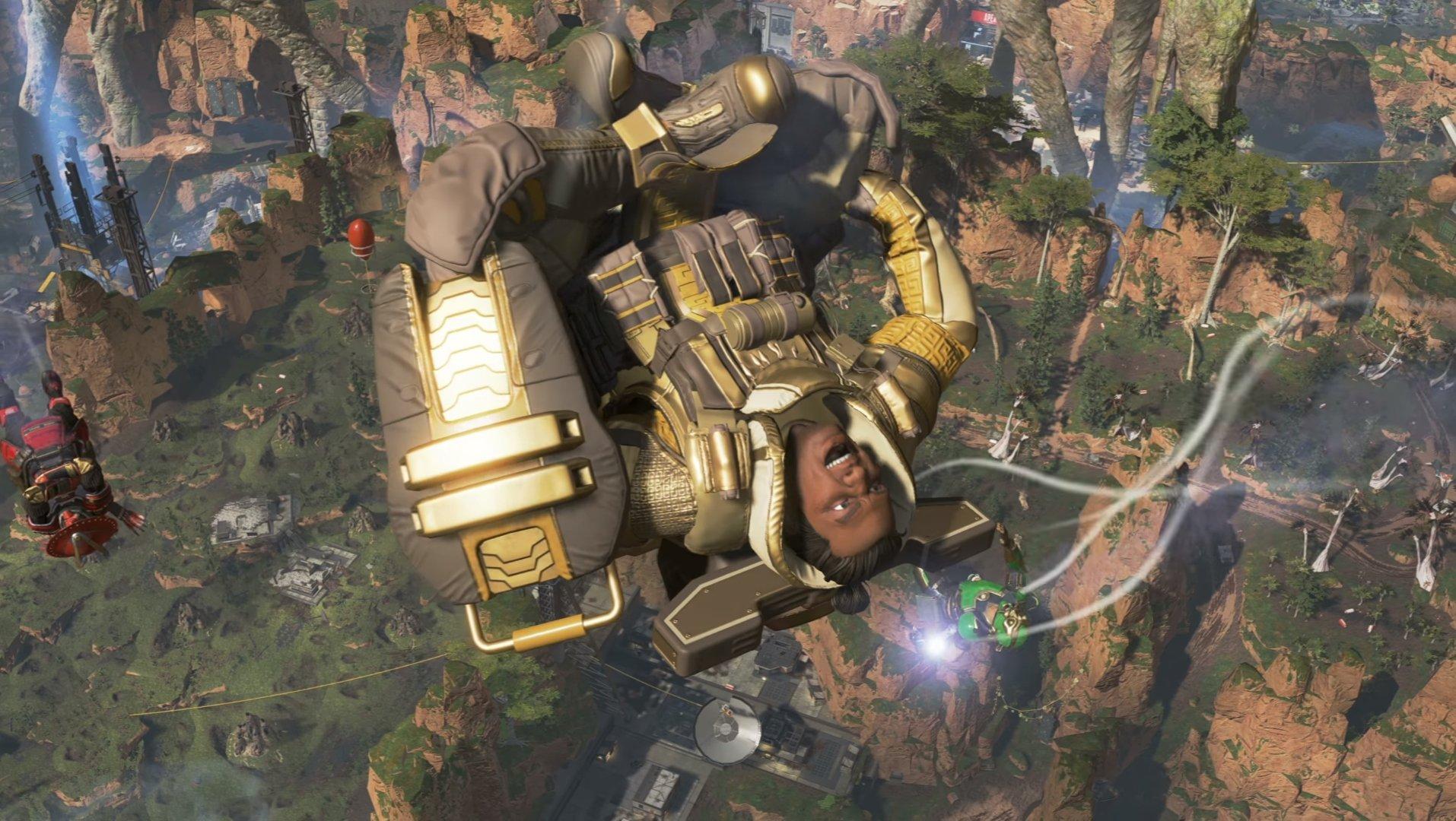 Les joueurs sont déjà écrasés par les monstres géants d'Apex Legends.
