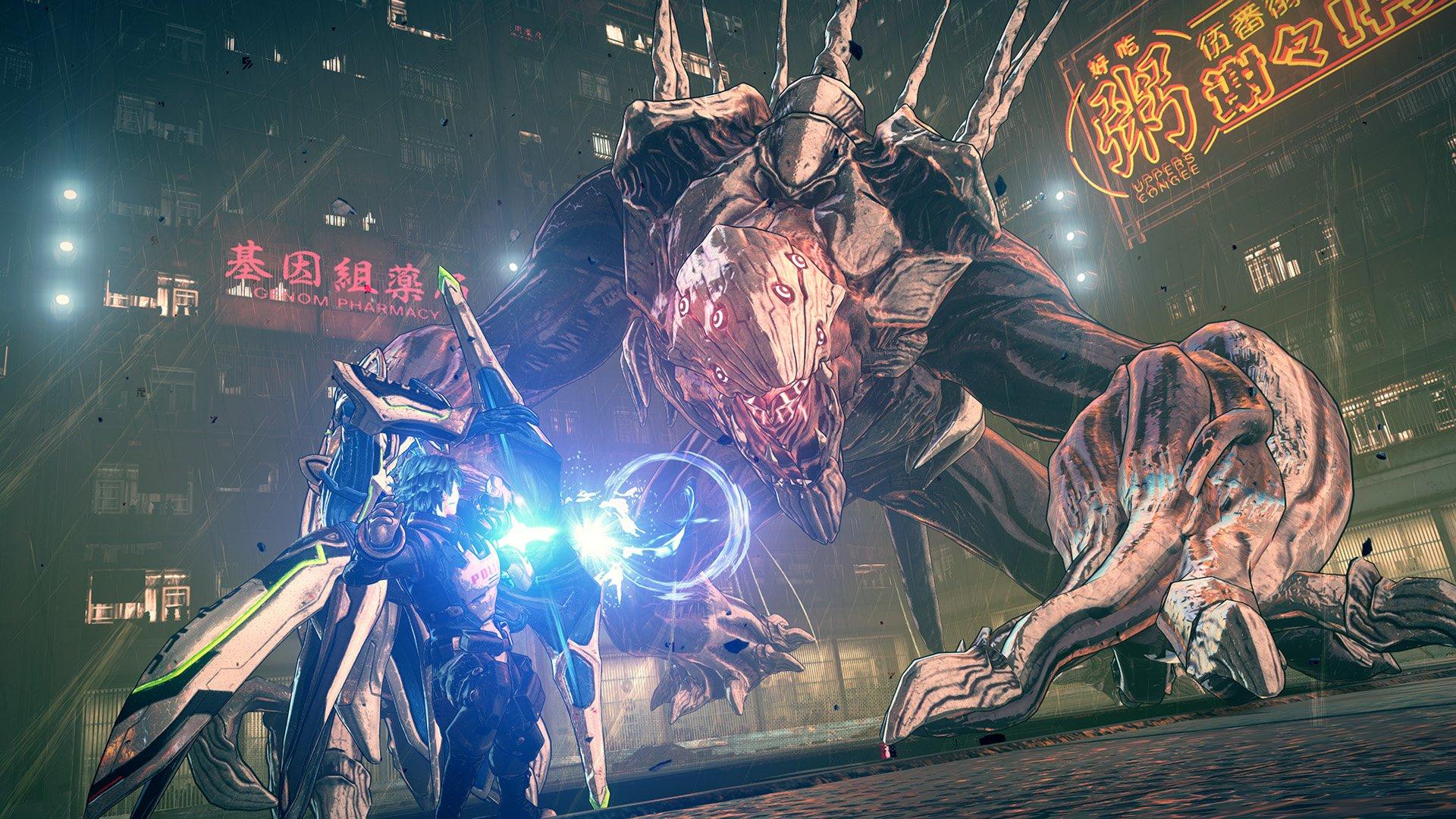Découvrez plus de 20 minutes d'images du gameplay d'Astral Chain