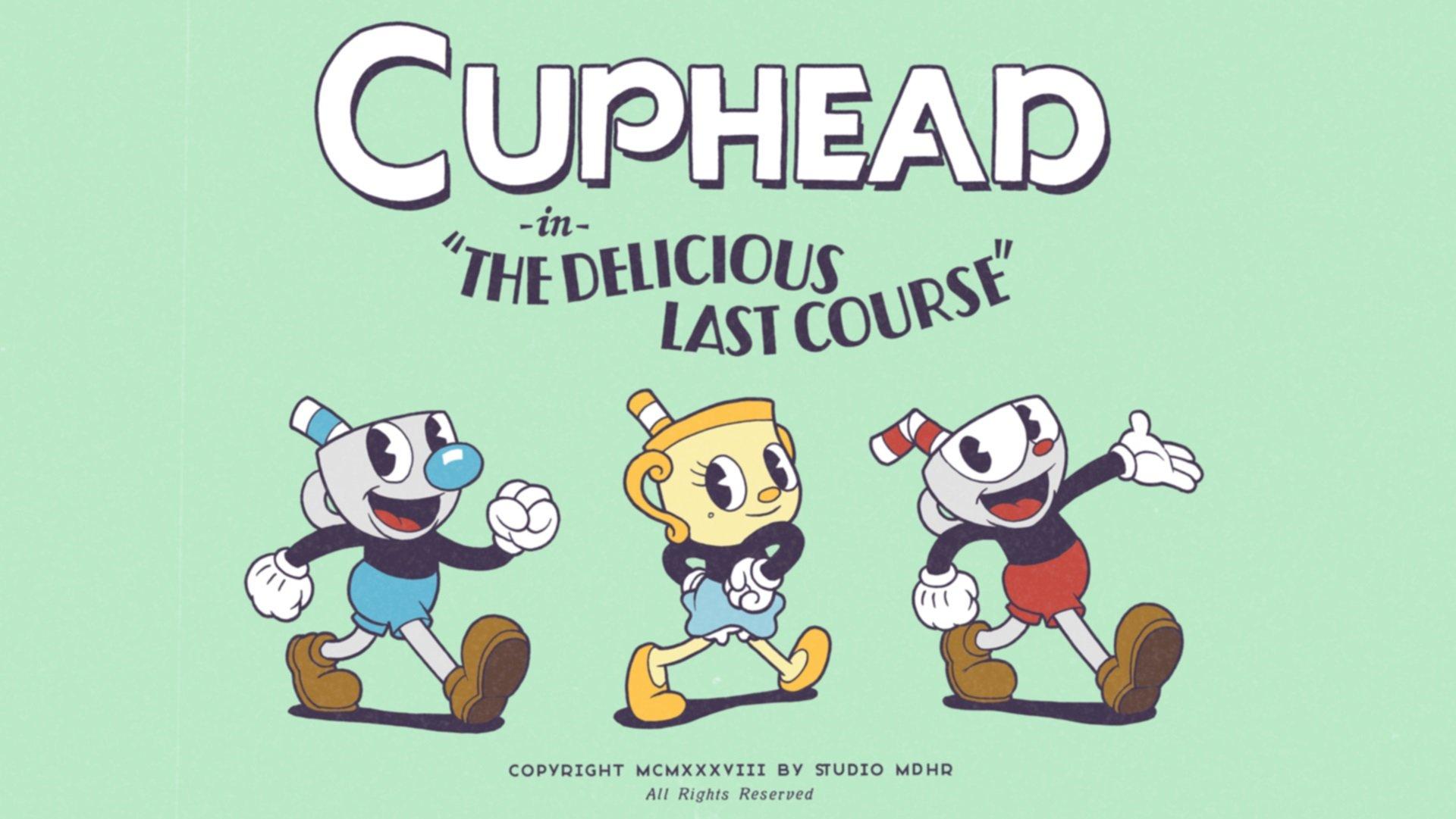 Cuphead : Le Delicious Last Course DLC à venir en 2020