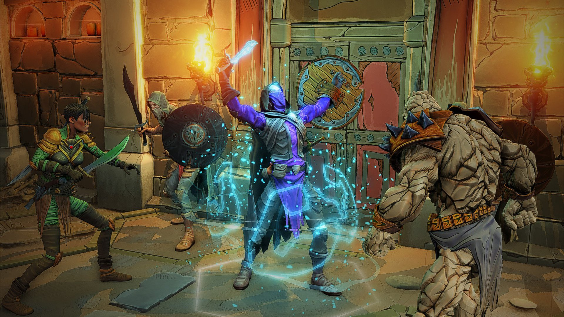 Version numérique du jeu de société populaire Gloomhaven sort aujourd'hui sur Steam