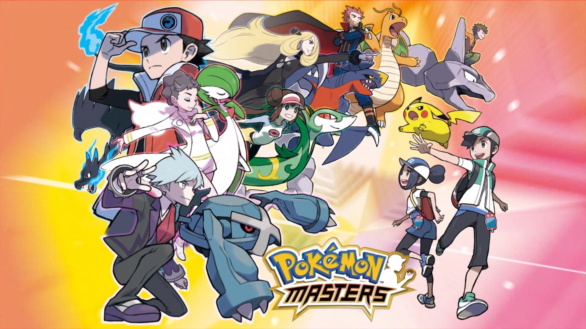 Vous pouvez maintenant vous pré-enregistrer pour Pokemon Masters