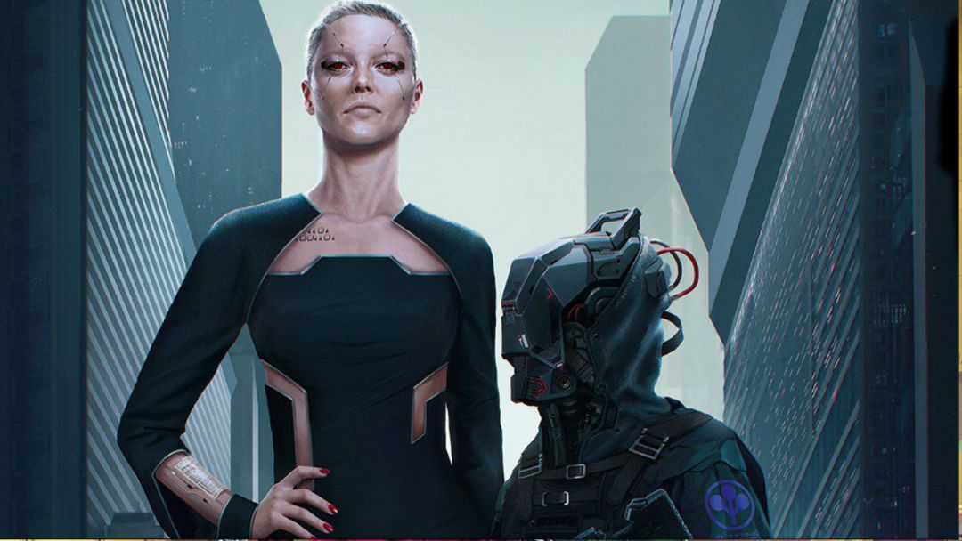 Cyberpunk 2077 est l'un des trois projets de l'univers Cyberpunk sur lequel travaille CD Projekt RED