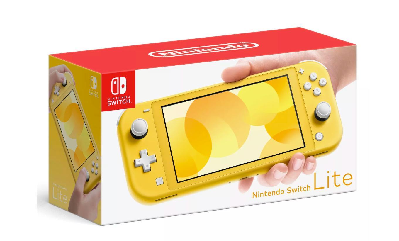 Nintendo Switch Lite révélé, portable seulement à venir cet automne
