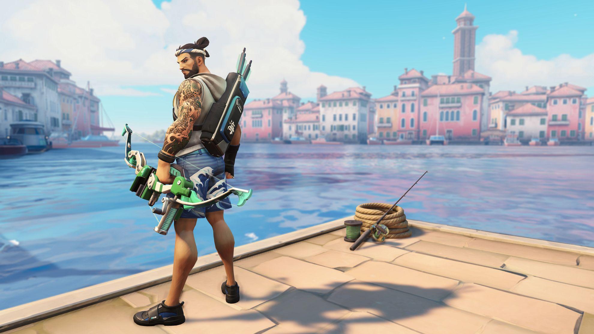 L'événement Overwatch Summer Games 2019 est maintenant en direct