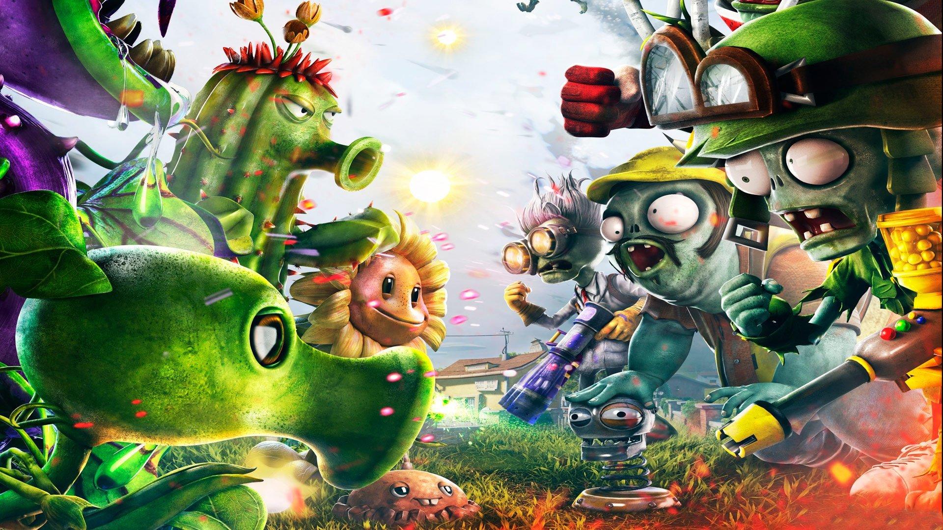 Plantes contre Zombies 3 annoncées