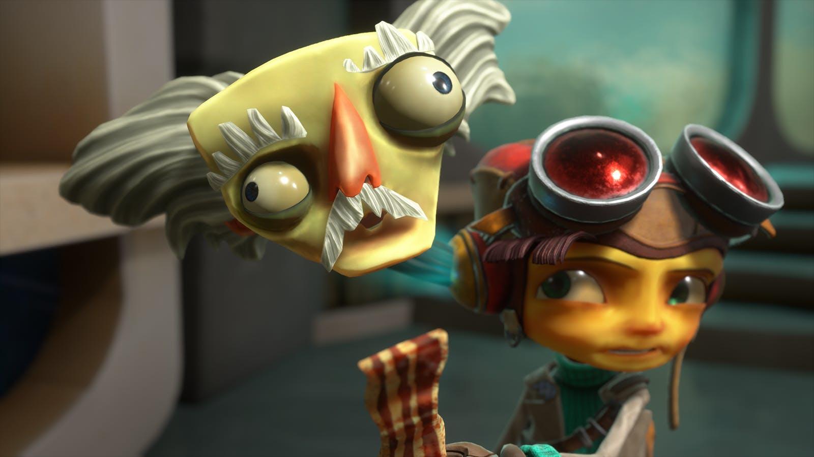 Psychonautes 2 retardés jusqu'en 2020, toujours sur PS4