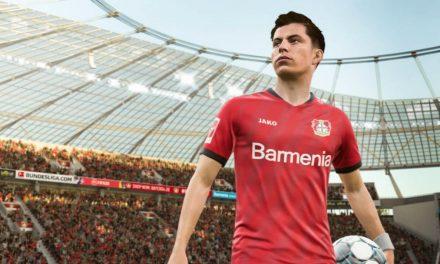 FIFA 20 Bundesliga ajoute 180 joueurs et 13 nouveaux stades à la compétition