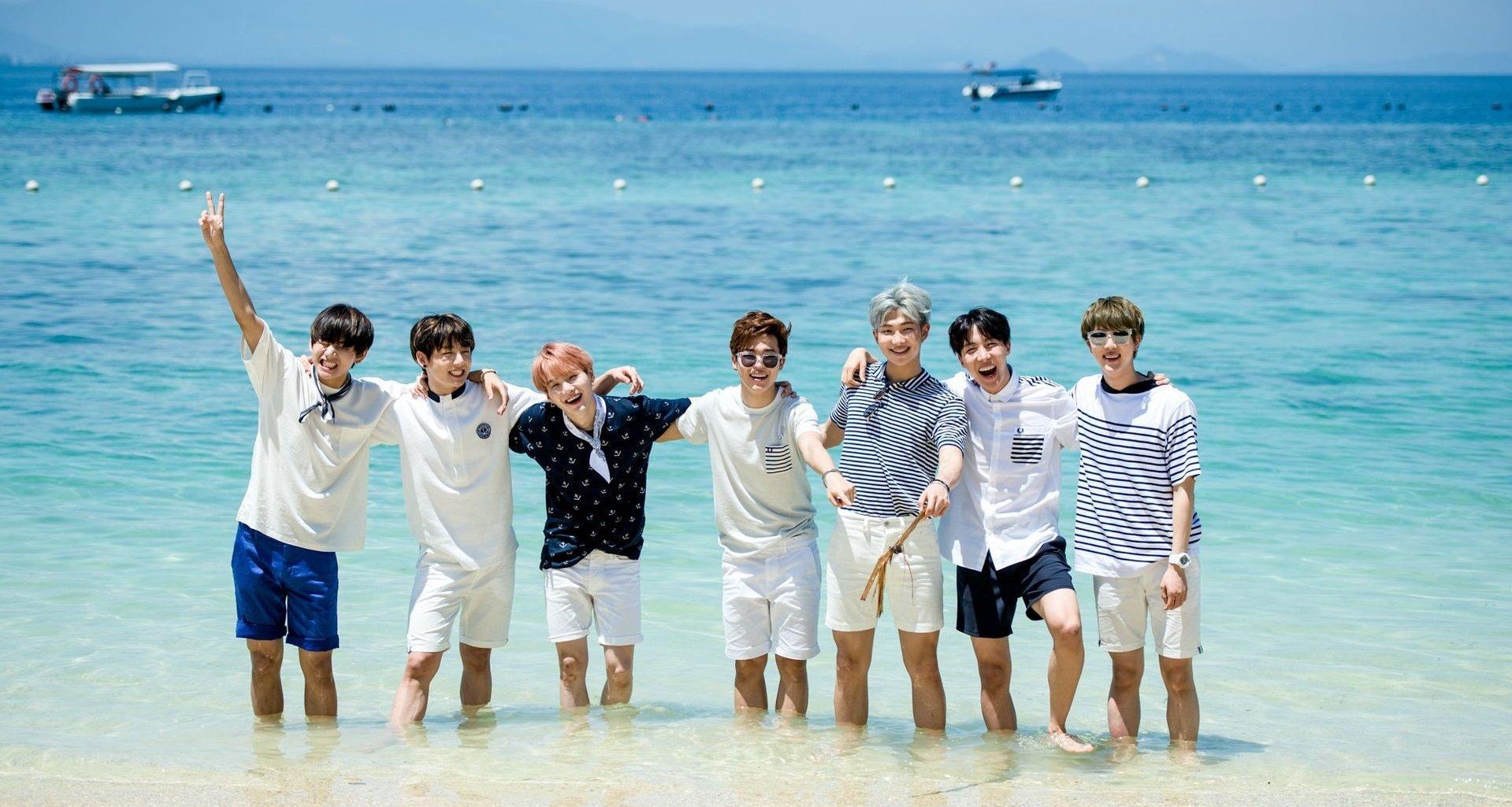 Événement estival en direct dans BTS World