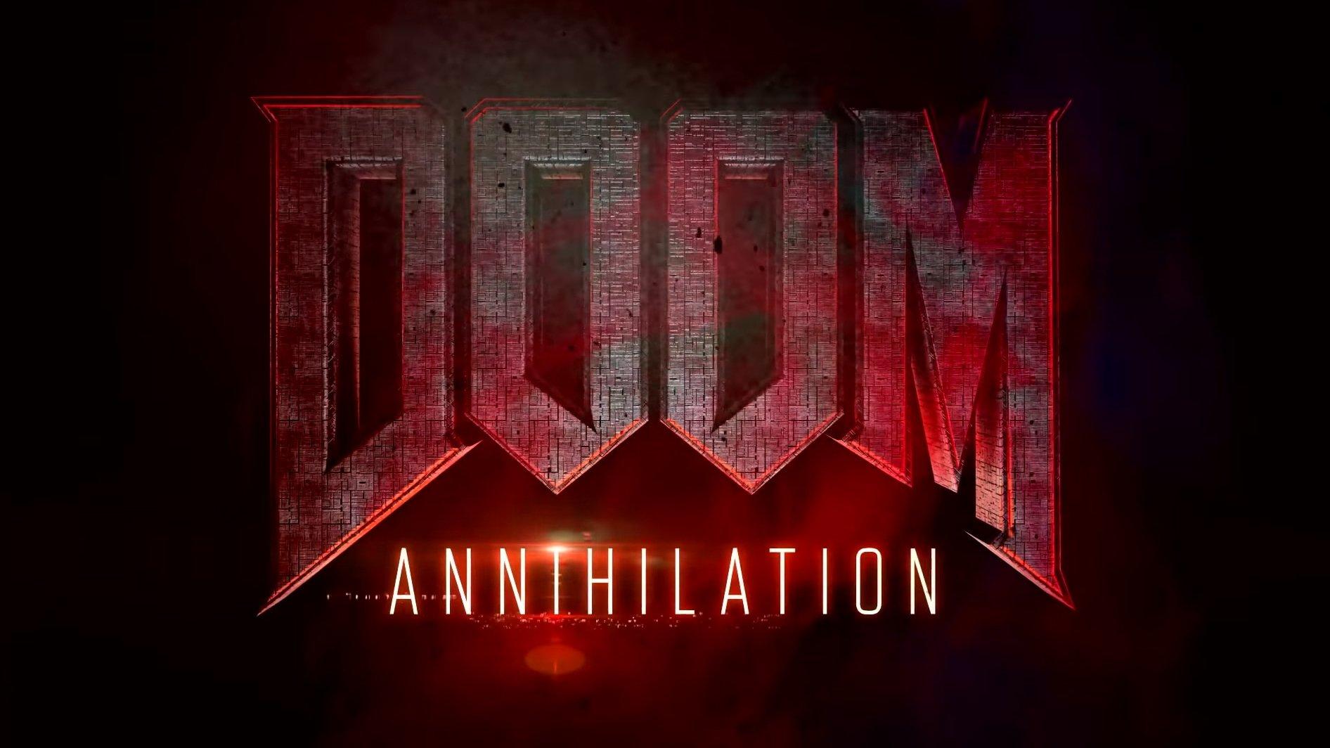 Le film Doom Annihilation a l'air affreux et on ne peut pas attendre