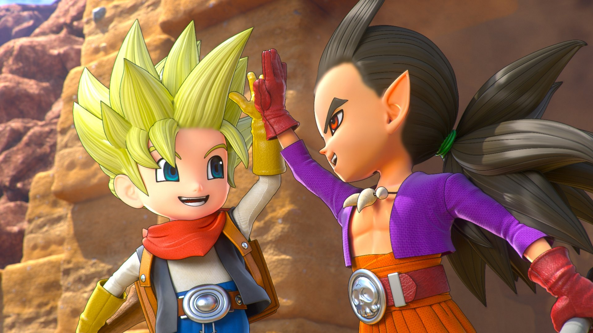 Dragon Quest Builders 2 se vend à 1,1 million d'exemplaires