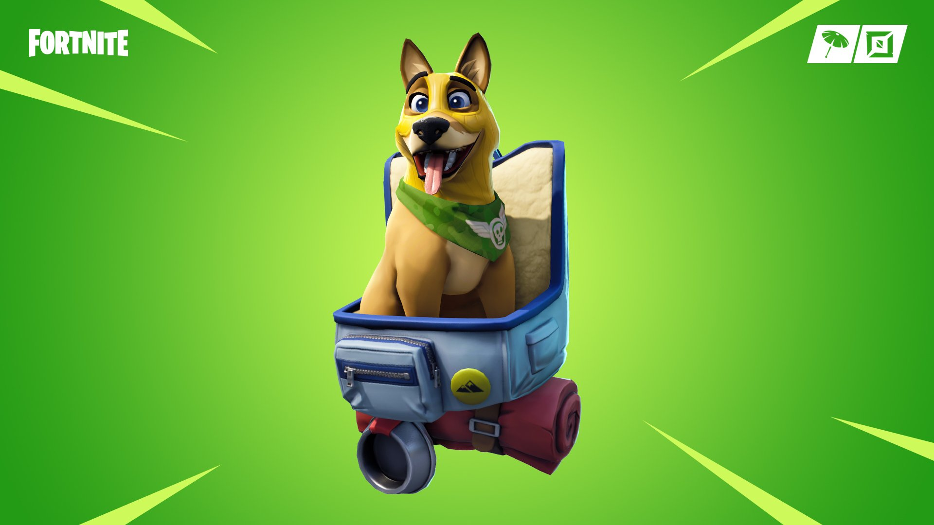 Epic tire 'lazily re-skinned' Fortnite pet from sale, offers refunds