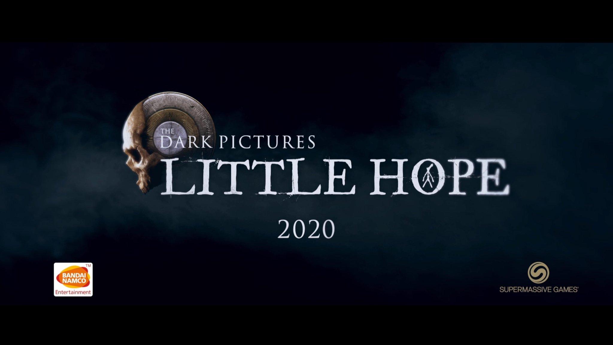 Prochain match dans Dark Pictures anthologie Little Hope taquine