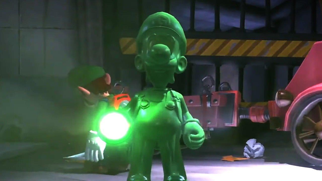 Le gameplay coopératif de Mansion 3 de Luigi nous amène à un autre niveau