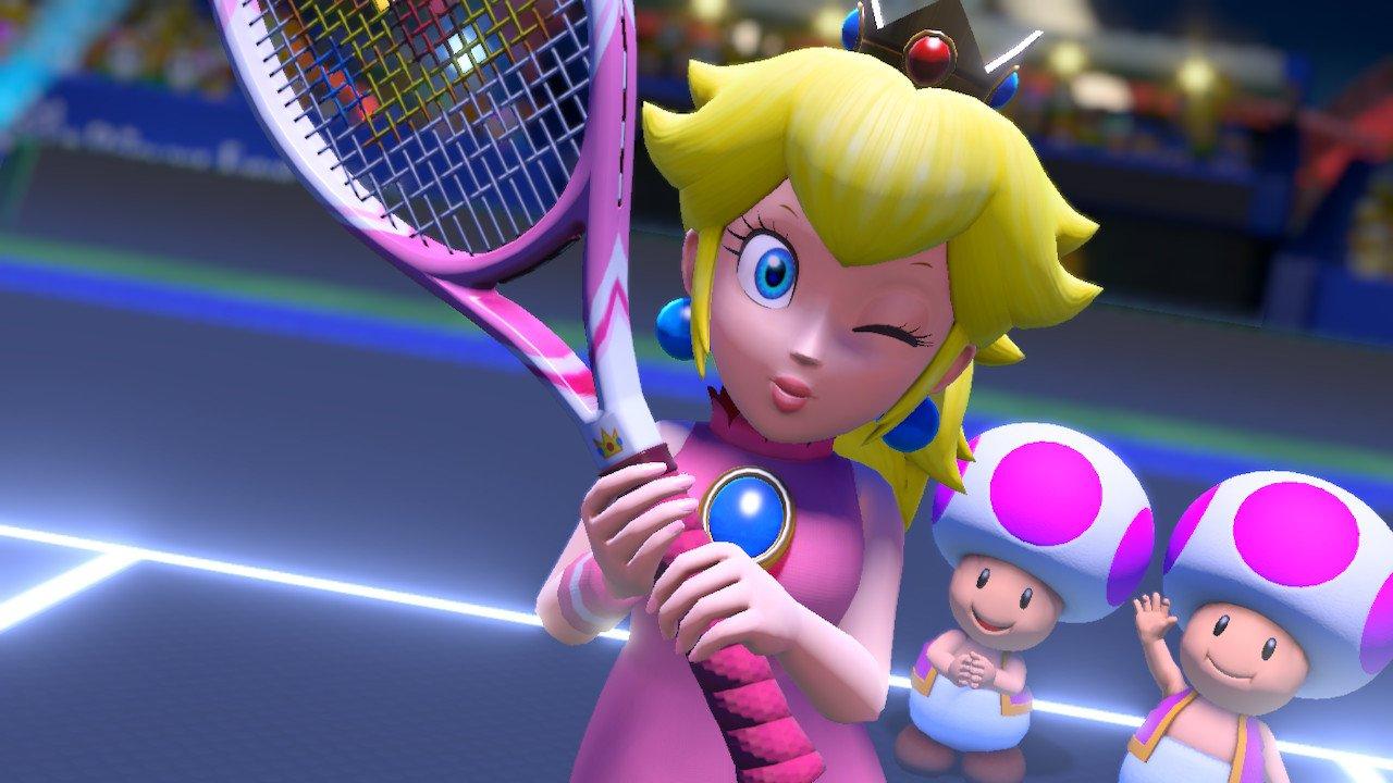 Mario Tennis Aces gratuit pour les membres de Nintendo Switch Online dans Game Trials
