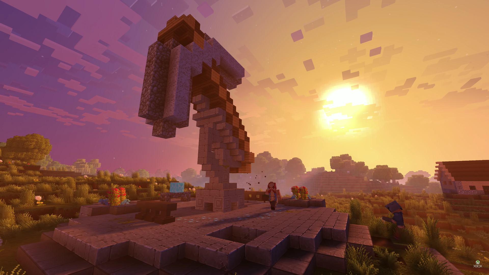 Minecraft Super Duper graphics pack annulé pour être «trop techniquement exigeant».