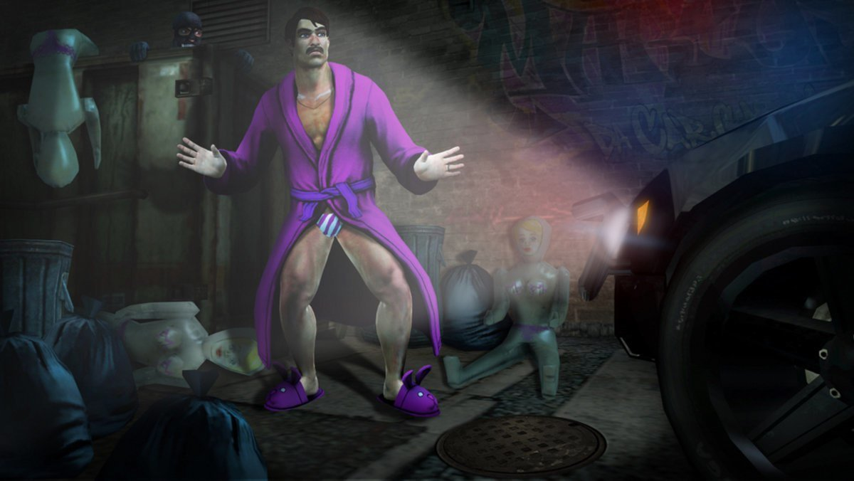 Volition are 'deep in development' of the next Saints Row game