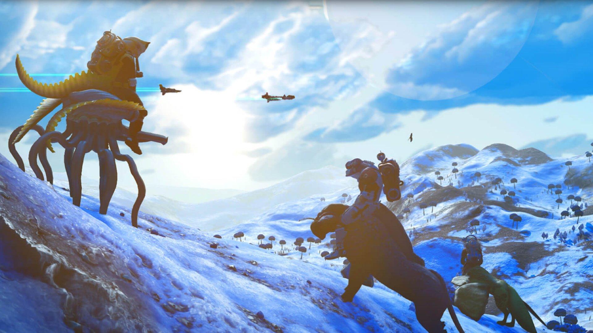 No Man's Sky Beyond 2.0 mise à jour des notes de mise à jour des patchs