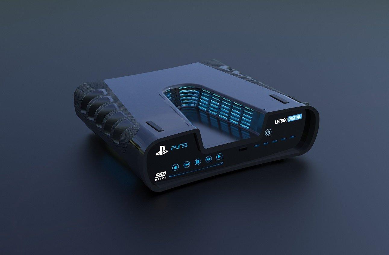 PS5 devkit patent 3D rend la console de nouvelle génération sous un nouveau jour