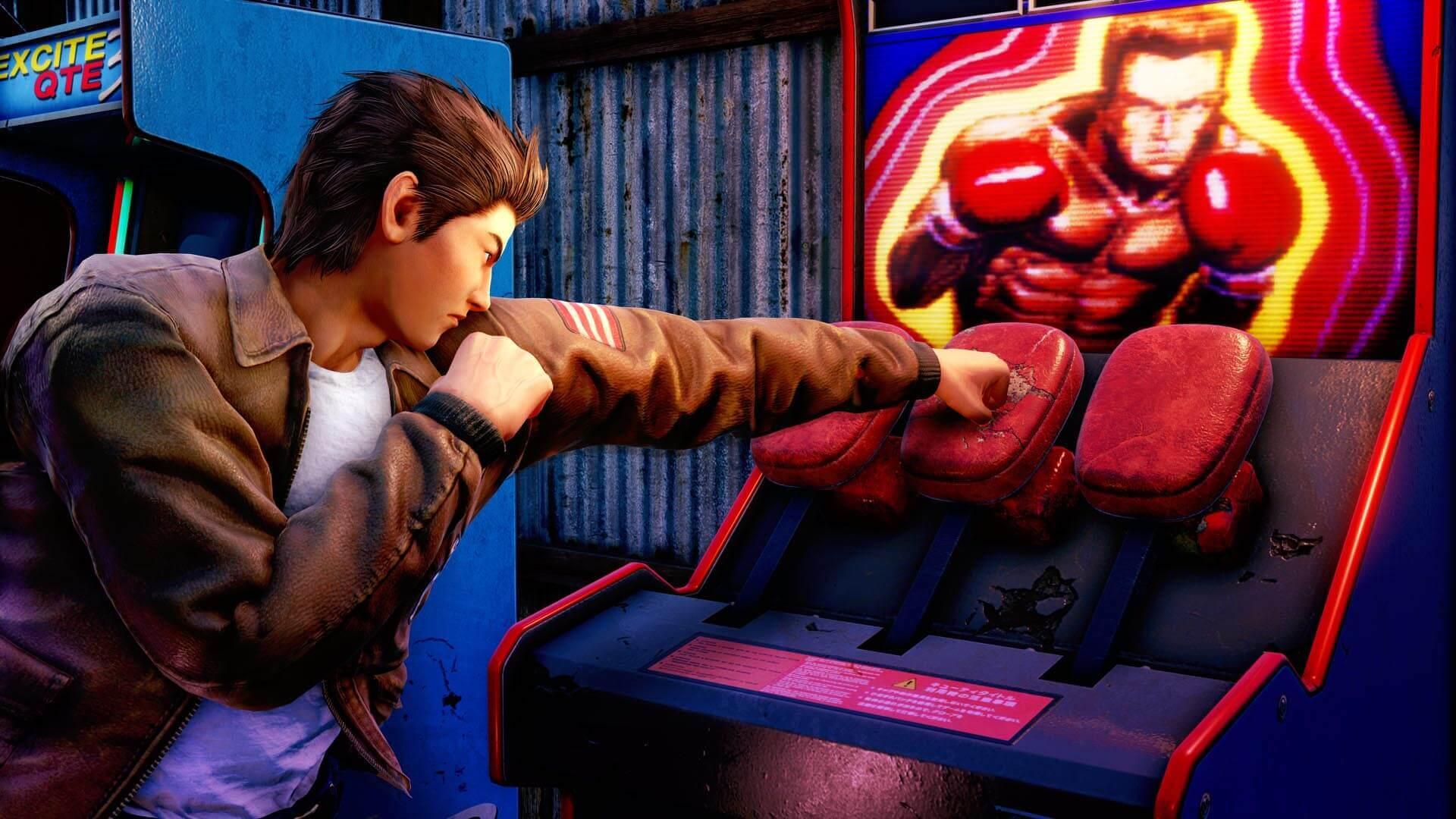Ryo n'a pas assez de kung-fu dans la bande-annonce du jeu Shenmue 3