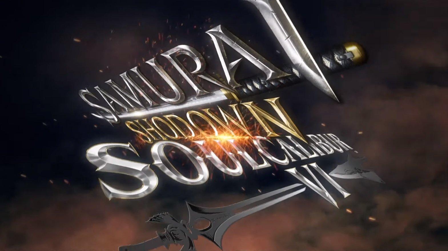 Soulcalibur 6 et Samurai Shodown crossover dans la remorque de la Saison 2