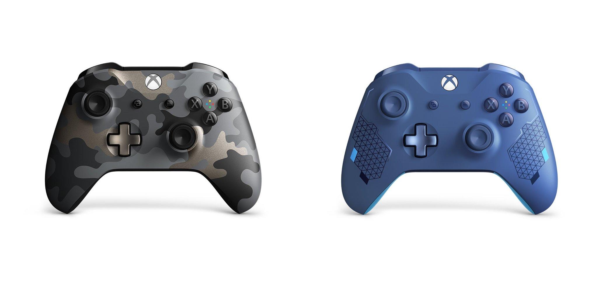 Deux nouvelles couleurs de manette Xbox annoncées