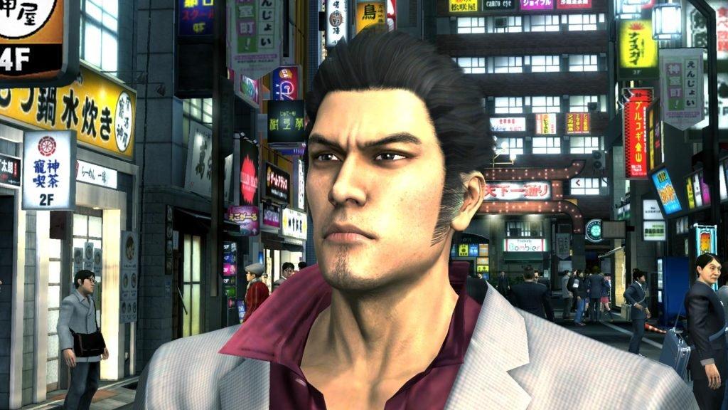 Yakuza Remastered Collection apportant Yakuza 3-5 à PS4