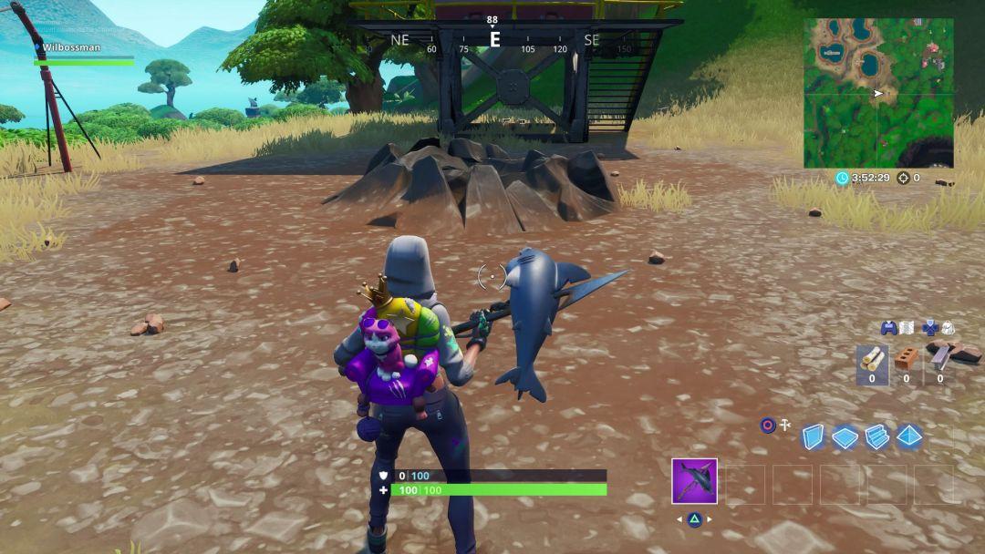 Fortnite ajoute des bots pour que les nouveaux joueurs ne soient pas massacrés immédiatement.