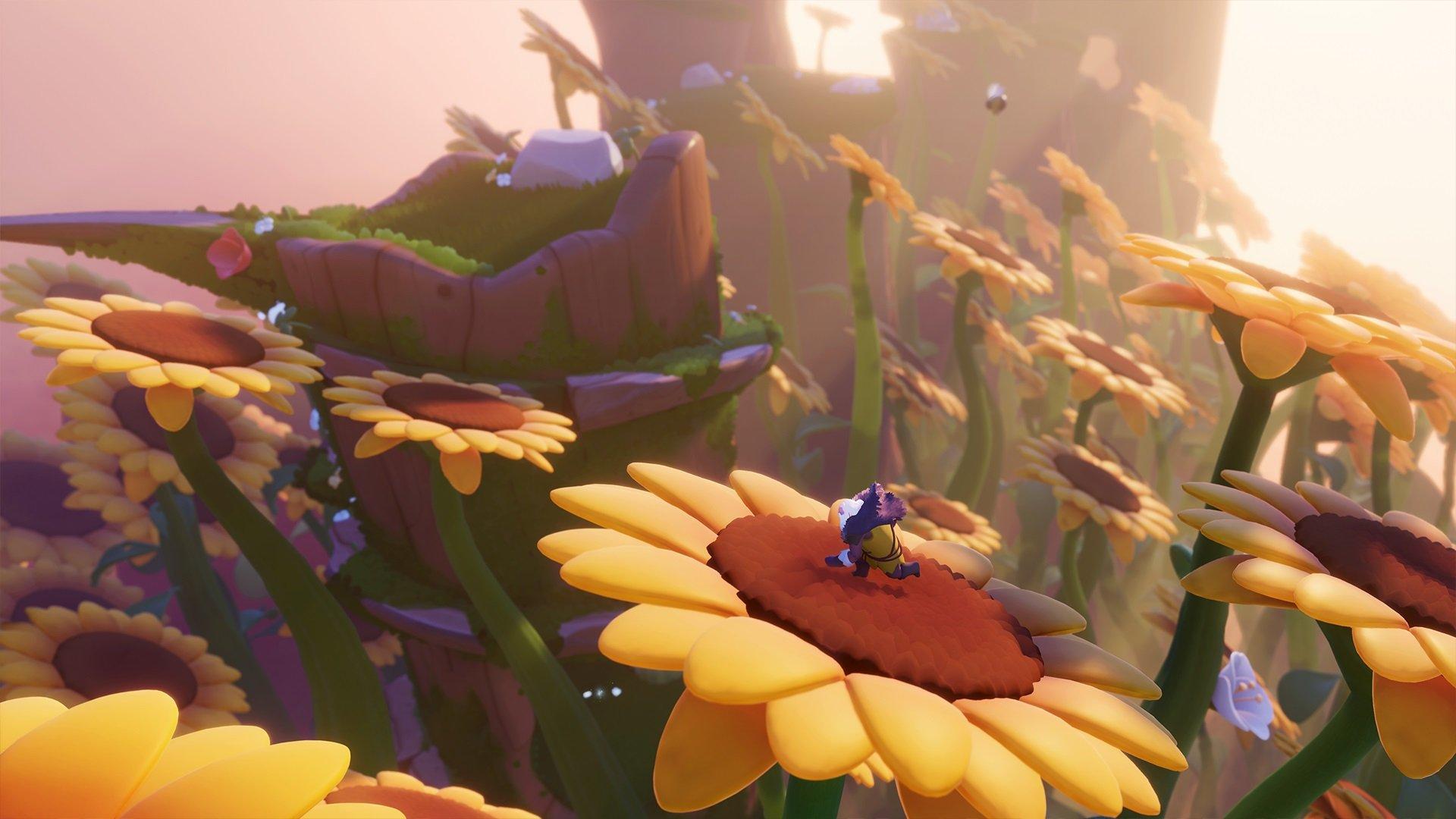 Lève-toi : Une histoire simple se rend sur PS4 en décembre