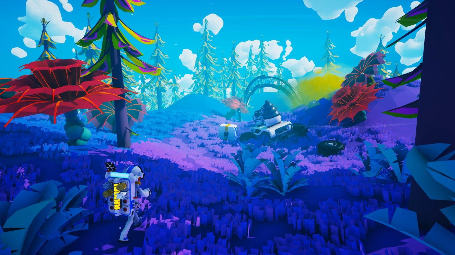 Astroneer saute sur la planète pour lancer sur PS4, 15 novembre