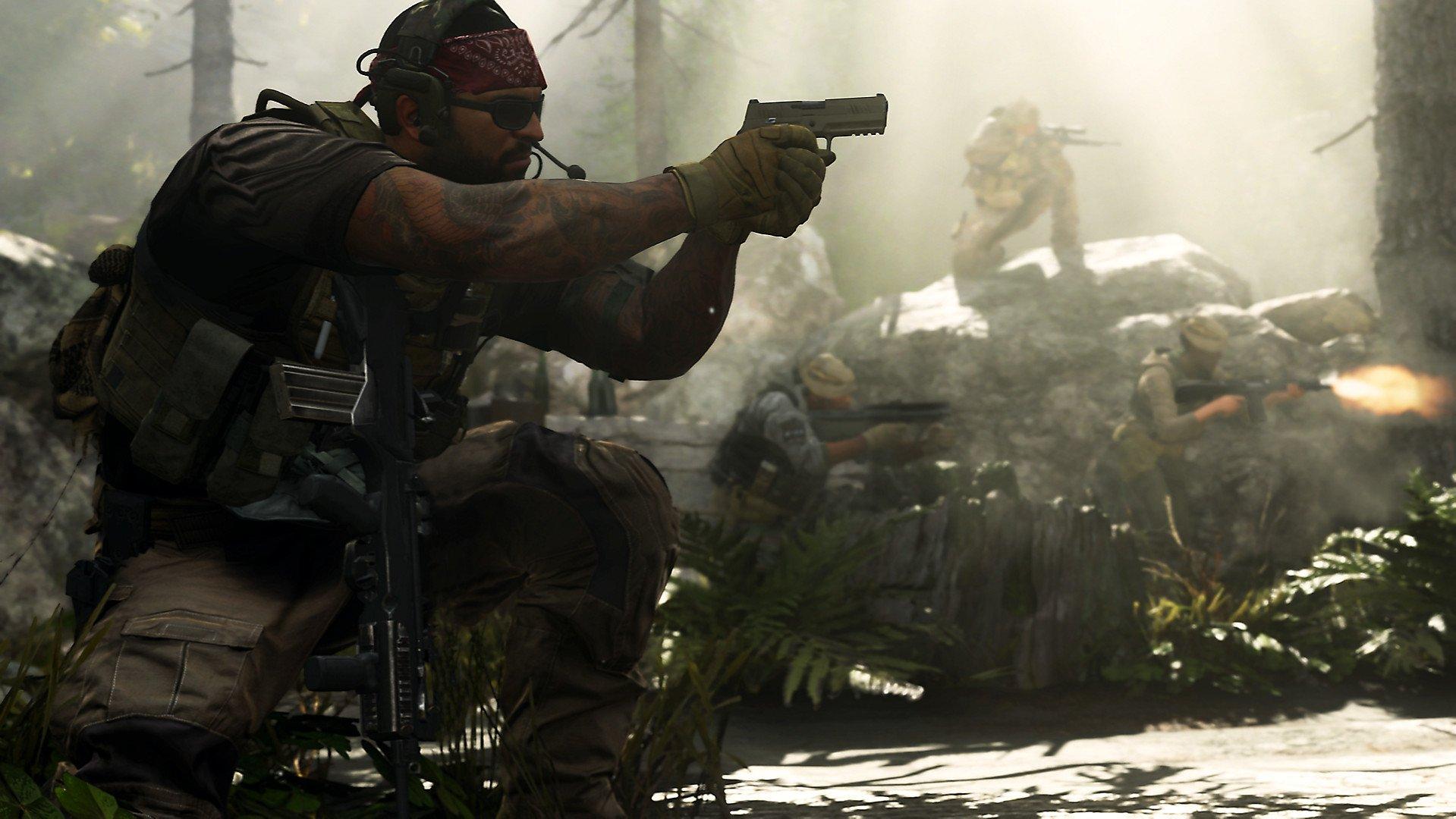 Call of Duty : Bêta de la guerre moderne le 19 septembre prochain
