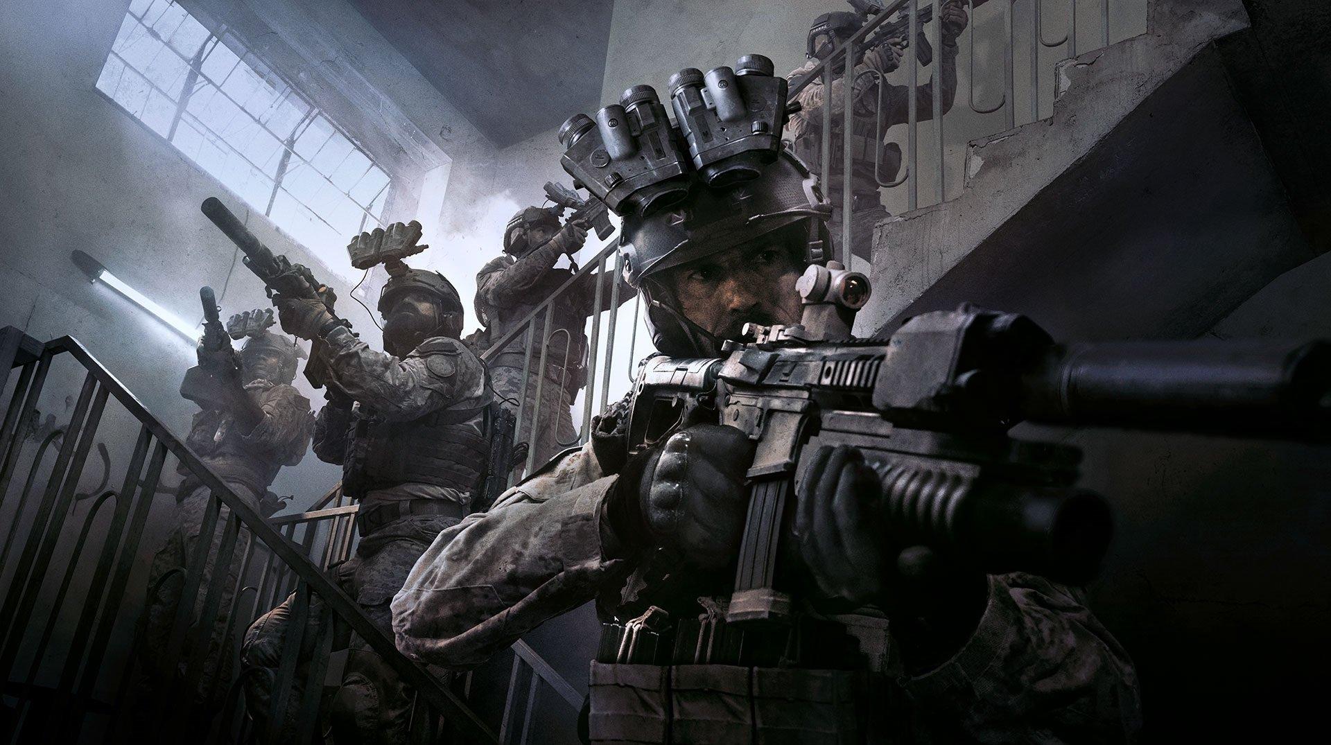 Vous pouvez vous désinscrire du jeu croisé PC dans Call of Duty : Modern Warfare