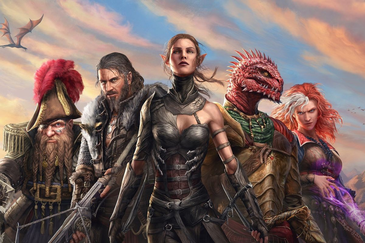 Divinity Original Sin 2 disponible dès maintenant sur Switch