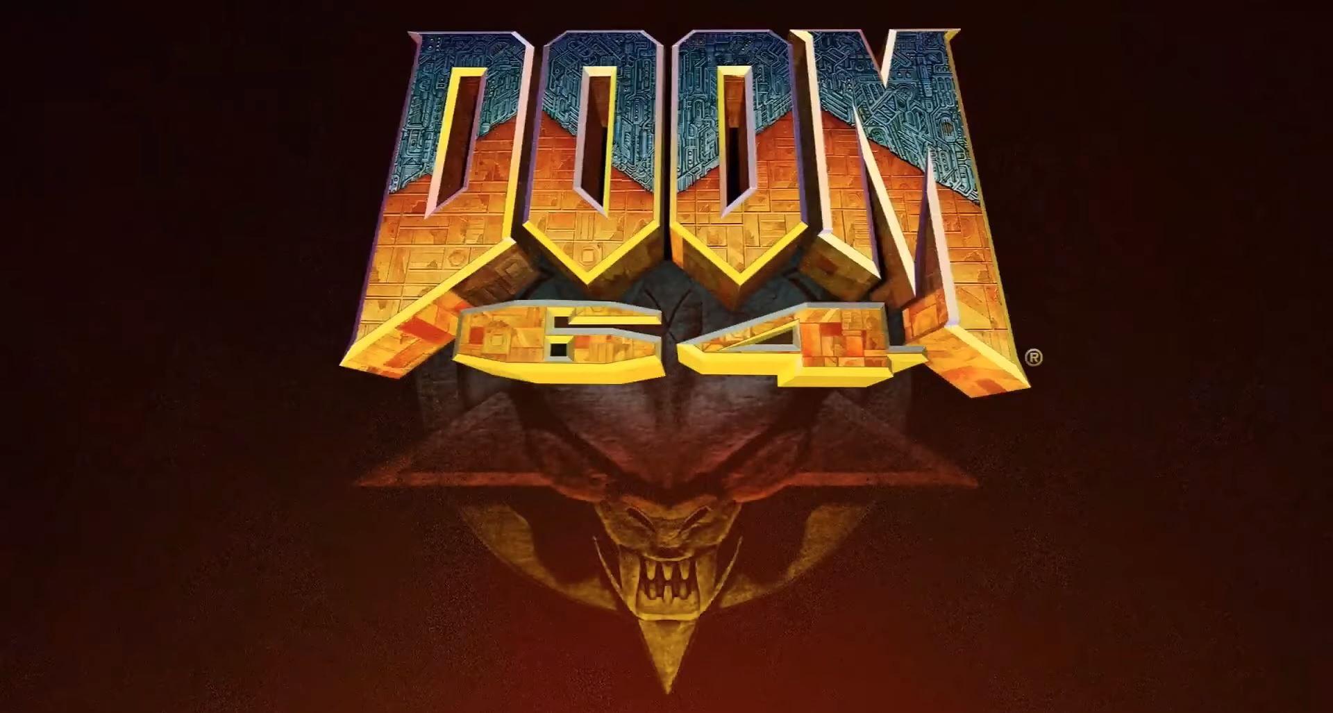 Doom 64 arrive sur Nintendo Switch