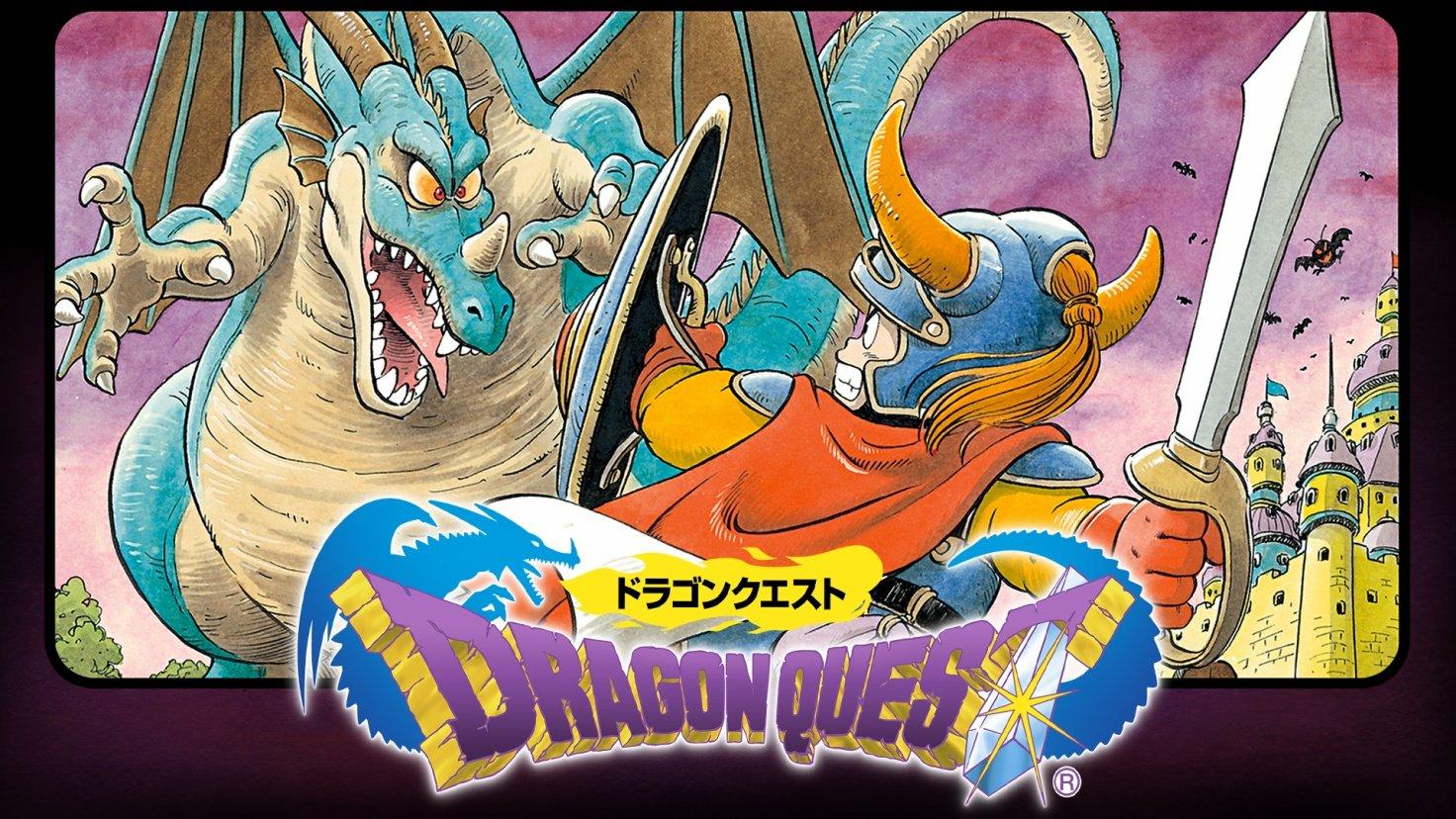 Les 3 premiers jeux Dragon Quest à venir sur Switch ce mois-ci