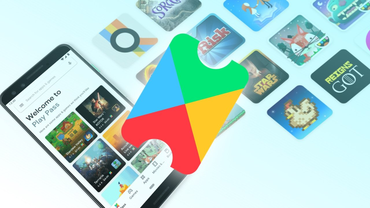 Lancement du service d'abonnement Google Play Pass avec 350 applications