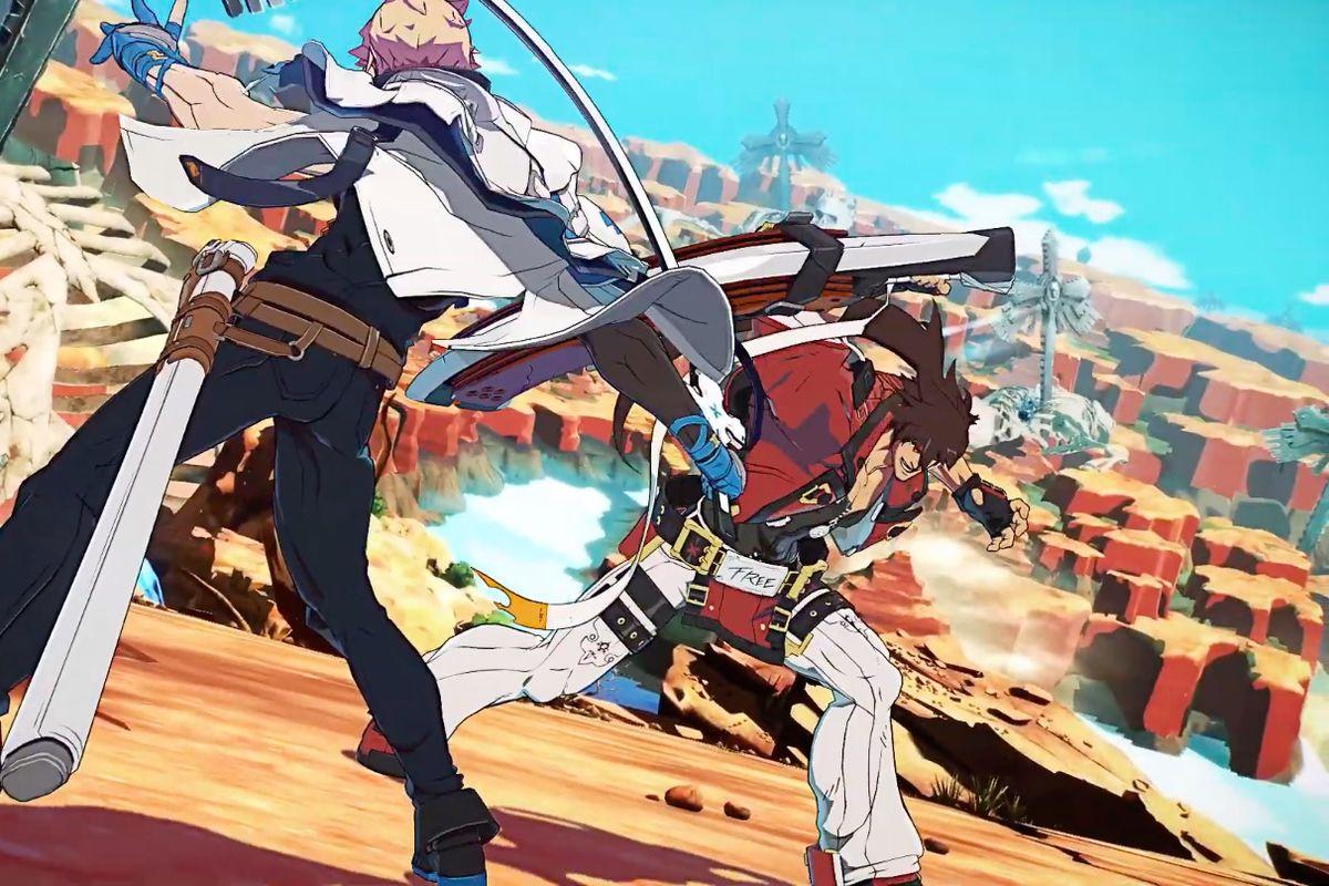 Guilty Gear 2020 bande-annonce présente des personnages de retour, pas exclusif à PS4