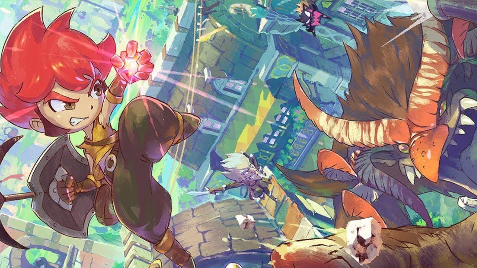 Little Town Hero sort sur Nintendo Switch en octobre