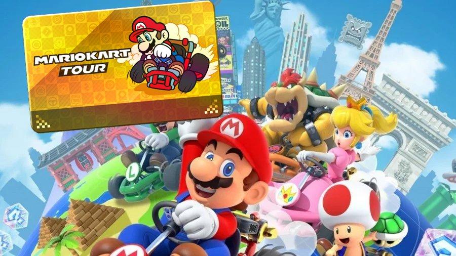 Mario Kart Tour a un abonnement mensuel de 4,99$ pour débloquer 200cc