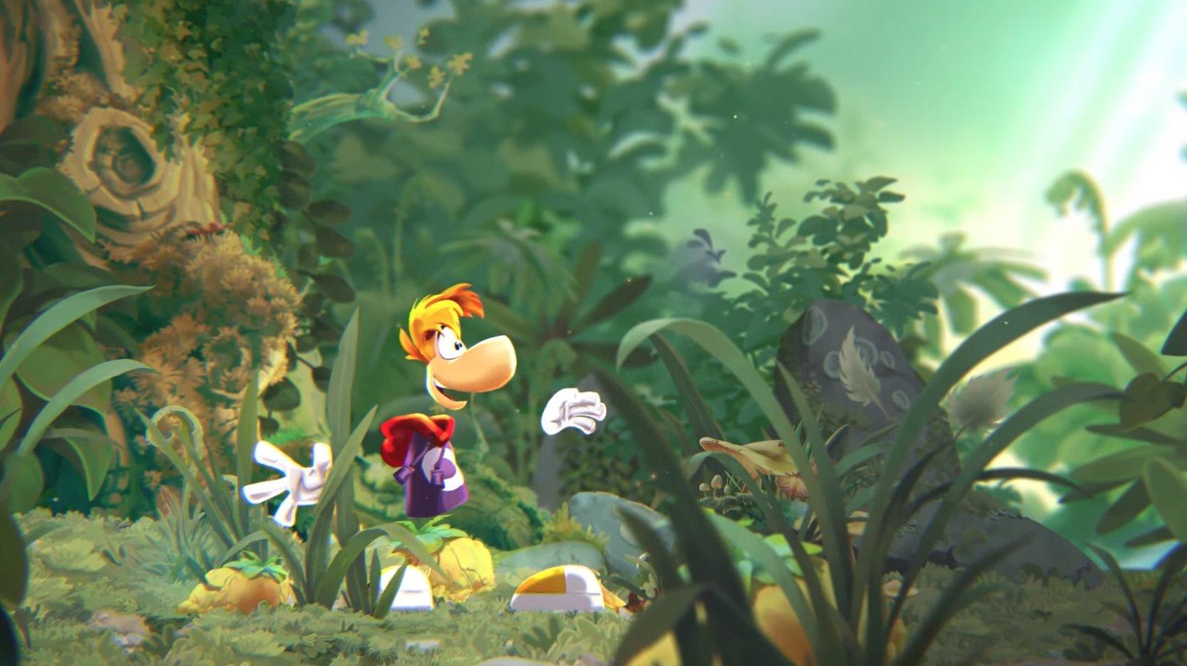 Rayman Mini annoncé pour Apple Arcade