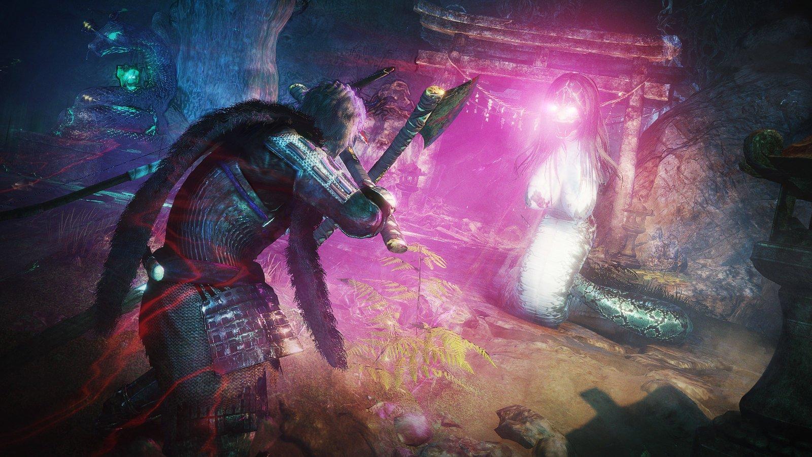 La bêta ouverte Nioh 2 commence le 1er novembre sur PS4