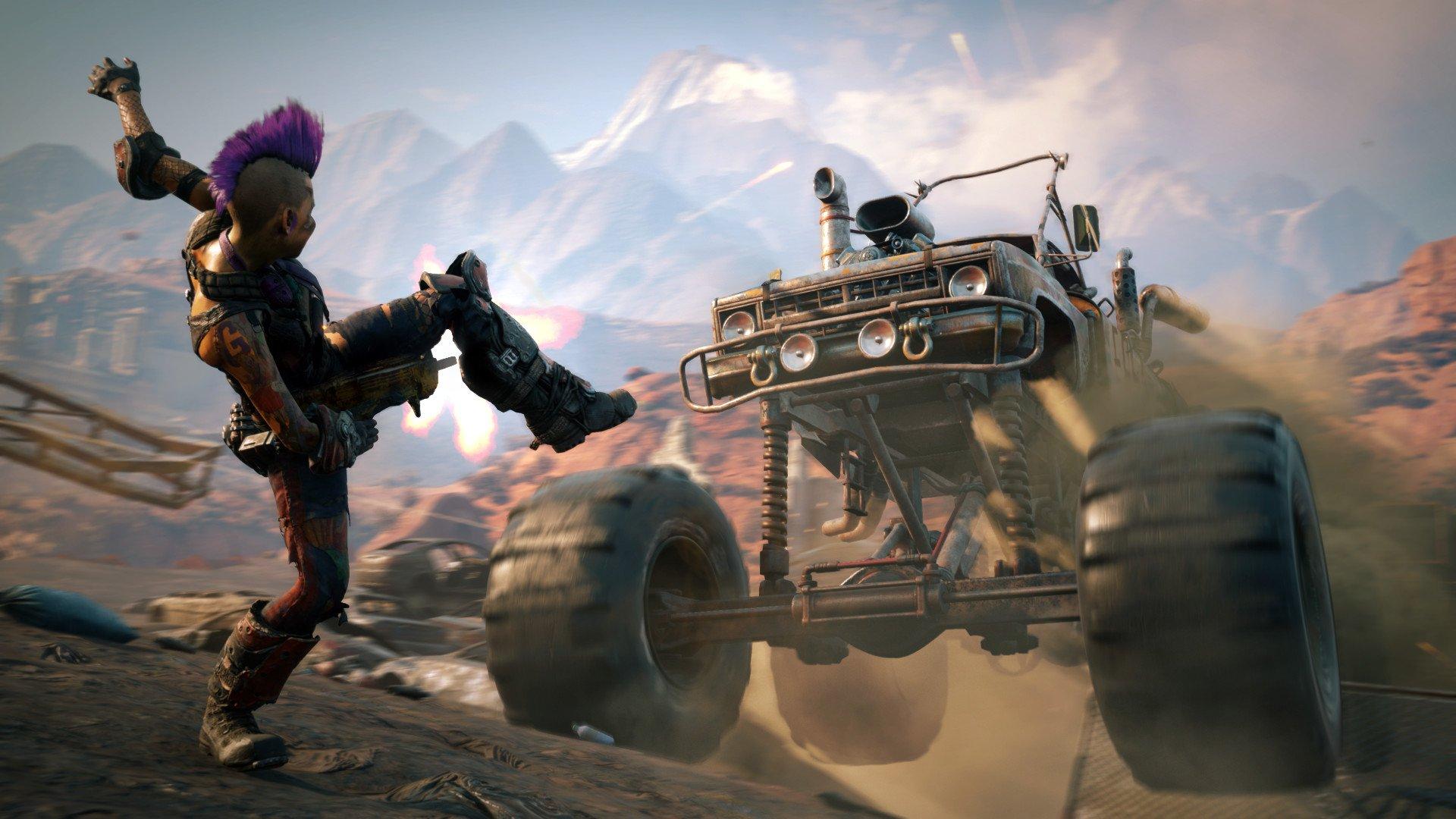 Rage 2 DLC baisse le 26 septembre