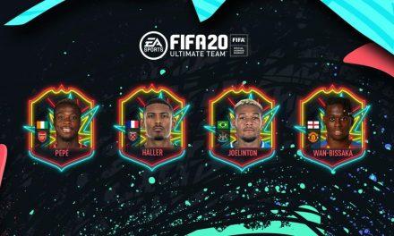 FIFA 20 Ones To Watch : Tous les brevets OTW confirmés dans l'équipe Ultimate Team