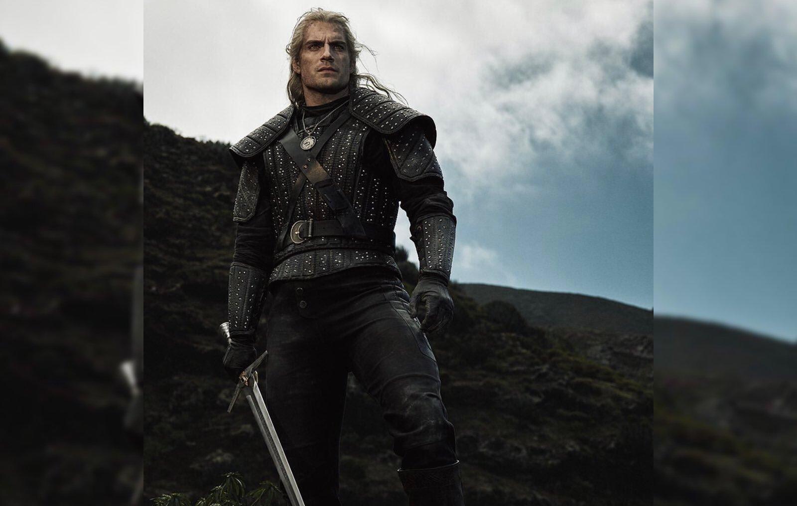 Les images promotionnelles de Witcher révèlent le look de la série Netflix